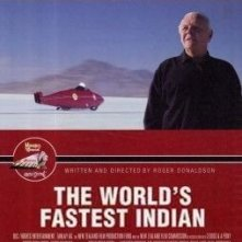 La locandina di The World's Fastest Indian