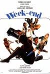 La locandina di Week-end, un uomo e una donna dal sabato alla domenica