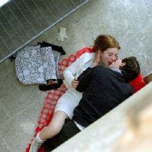 Maria Valverde durante una scena erotica di Melissa P.