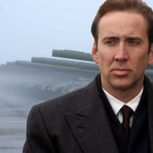 Nicolas Cage in una scena del dramma Lord of War