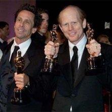 Brian Grazer e Ron Howard