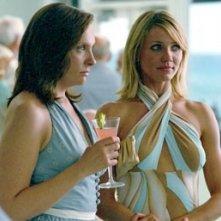 Cameron Diaz con Toni Collette in 'Se fossi lei'