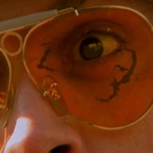 Lo sguardo di Johnny Depp in Paura e delirio a Las Vegas