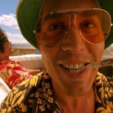 Johnny Depp in Paura e delirio a Las Vegas (1998)