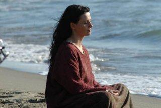 Juliette Binoche in una scena del film mary