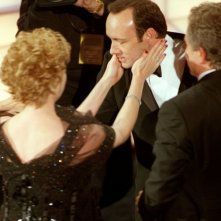 Kevin Spacey coccolato da Annette Bening e Warren Beatty