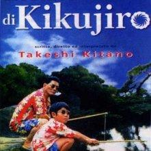 La locandina di L'estate di Kikujiro