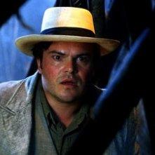 Jack Black in una scena di King Kong (2005)