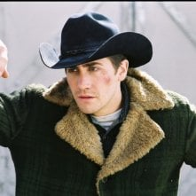 Jake Gyllenhaal in Brokeback Mountain