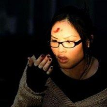 Kristy Wu in una scena di Nickname: L'enigmista
