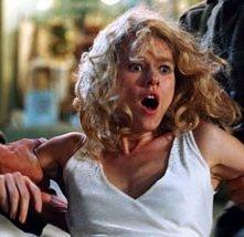 Naomi Watts in una scena di King Kong (2005)
