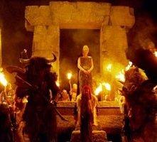 Una scena de Le cronache di Narnia