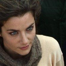 Alba Cuomo in una scena del film ...e dopo cadde la neve