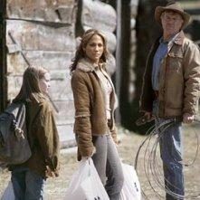 Becca Gardner, Jennifer Lopez e Robert Redford ne Il vento del perdono