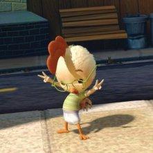 L'irresistibile protagonista di Chicken Little - Amici per le penne