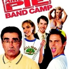 La copertina DVD di American Pie - Band Camp