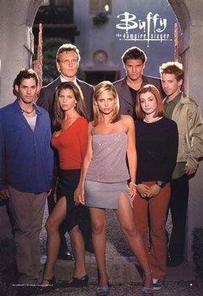 La locandina di Buffy - L'ammazzavampiri
