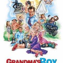 La locandina di Grandma's Boy
