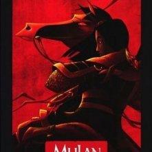 La locandina di Mulan
