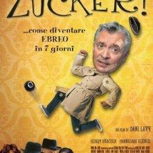 La locandina italiana di Zucker! ...come diventare ebreo in 7 giorni