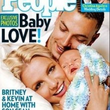 Britney Spears e Kevin Federline presentano il loro primogenito sulla cover di People