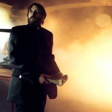 Adrian Hough in una scena di The Fog