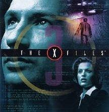 La copertina DVD di X-Files - Stagione 3 Edizione Restage Amaray
