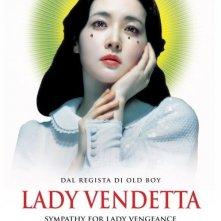 La locandina italiana di Lady Vendetta