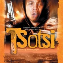 La locandina di Tsotsi