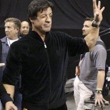 Stallone sul set di 'Rocky Balboa'