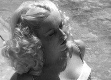 Una bella immagine di Cathy Moriarty in Toro scatenato