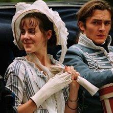 Jena Malone e Rupert Friend in Orgoglio e Pregiudizio.jpg