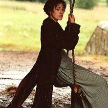 Keira Knightley in Orgoglio e Pregiudizio, del 2005