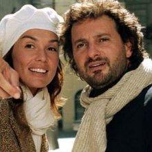 Marjo Berasategui e Leonardo Pieraccioni in Ti amo in tutte le lingue del mondo