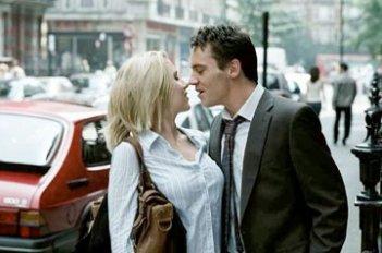 Scarlett Johansson e Jonathan Rhys-Meyers in Match Point