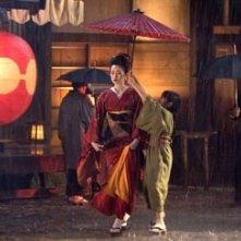 Gong Li e Suzuka Ohgo in Memorie di una Geisha