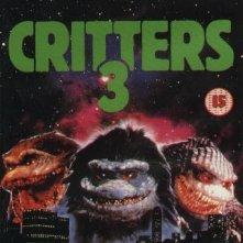 La locandina di Critters 3