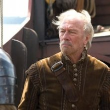 Christopher Plummer in the New World