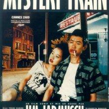 La locandina di Mystery train - martedì notte a Memphis