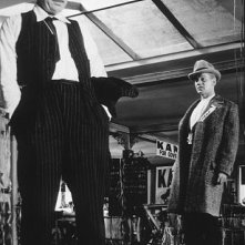 Orson Welles e Joseph Cotten in una scena di Quarto potere