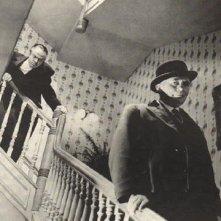 Orson Welles in una scena del suo capolavoro Quarto potere