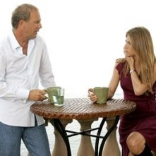 Jennifer Aniston e Kevin Costner in Vizi di famiglia - Rumor Has It