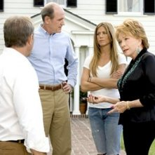 Jennifer Aniston, Richard Jenkins e Shirley MacLaine in Vizi di famiglia - Rumor Has It