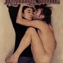 John Lennon e Yoko Ono sulla cover di Rolling Stone