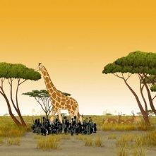 una immagine di Kirikù e gli animali selvaggi