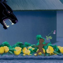 Kirikù e gli animali selvaggi: una scena del film