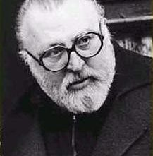 il regista italiano Sergio Leone