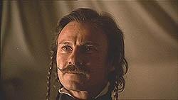 Harvey Keitel nel film I duellanti