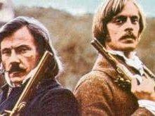 Una scena del film I duellanti, del '77
