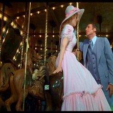 Bernadette Peters e Mel Brooks in una scena de L'ULTIMA FOLLIA DI MEL BROOKS